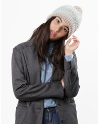 Wool And The Gang   Blue Gimme Beanie   Lyst