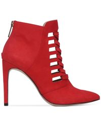 BCBGeneration - Red Coy Shooties - Lyst