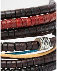 Classics 77 - Black Express Bracelet Pack for Men - Lyst