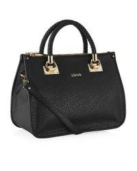 Liu Jo | Black Anna Tote Bag | Lyst