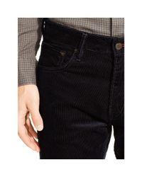 Ralph Lauren Black Label - Blue Slim-fit Stretch Corduroy Pant for Men - Lyst