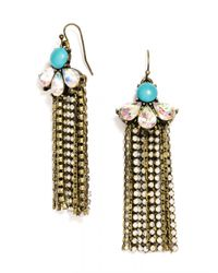 BaubleBar | Blue Sunshower Drops | Lyst