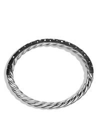 David Yurman | Metallic Midnight Melange Bracelet With Diamonds | Lyst