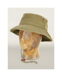 RRL - Green Cotton Beachcomber Hat for Men - Lyst