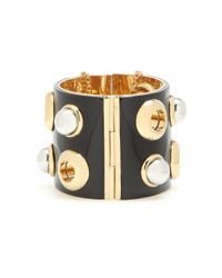 Marc By Marc Jacobs | Black Embellished Cuff | Lyst
