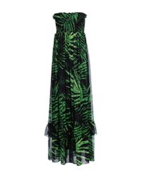 Lavand - Green Long Dress - Lyst