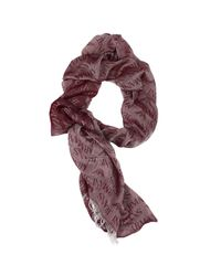Giorgio Armani | Purple Scarf Man for Men | Lyst