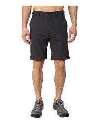 The North Face - Black Horizon Convertible Pant for Men - Lyst