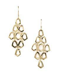 Ippolita - Metallic Cascade Earrings - Lyst