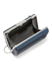 Alexander Wang - Blue Chastity Heatactivated Minaudiere - Lyst