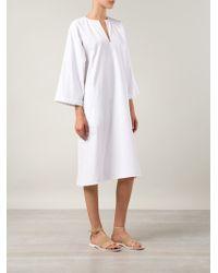 Sofie D'Hoore - White 'Dragon' Dress - Lyst