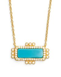 Freida Rothman | Metallic 'visionary' Pendant Necklace | Lyst