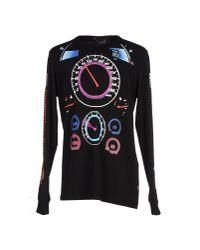 Love Moschino | Black T-shirt for Men | Lyst