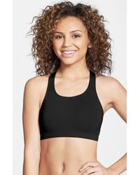 Wacoal | Black Sports Bra | Lyst