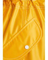 Jessica Simpson - Yellow Slicker Than Water Rain Coat - Lyst