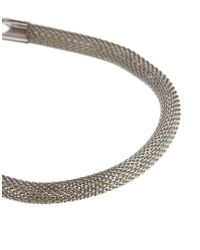ASOS - Metallic Limited Edition Multipack Tube Anklets - Lyst