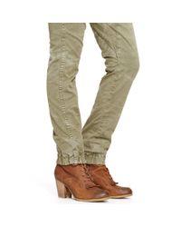 Denim & Supply Ralph Lauren | Green Slouchy Chino Pant | Lyst