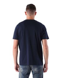 DIESEL - Blue T-masen for Men - Lyst