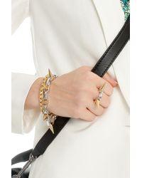 Carolina Bucci | Metallic 1 Cm Rainbow Bracelet | Lyst