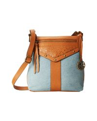 Jessica Simpson | Blue Eleanor Crossbody | Lyst