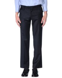 Dolce & Gabbana - Blue Casual Trouser for Men - Lyst