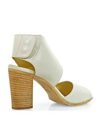 275 Central | White Cut-out Sandal | Lyst