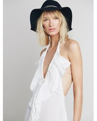 Free People - White Endless Summer Womens Eternal Circle Dress - Lyst