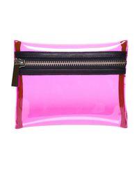 CC SKYE - Pink The Sea Glass Money Holder - Lyst