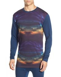 Helly Hansen | Multicolor Merino Wool Base Layer T-shirt for Men | Lyst