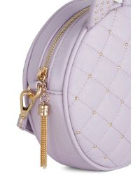 Nila Anthony - Purple Modern Quilt Bag - Lyst