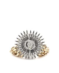 Lulu Frost - Metallic Beacon Bracelet - Lyst