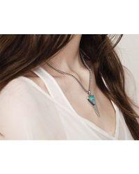 Jenny Bird - Blue Flagstaff Necklace - Lyst