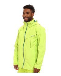 Patagonia | Green Powder Bowl Jacket for Men | Lyst