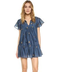 Tularosa - Blue Carson Dress - Lyst