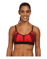 Alo Yoga | Red Trace 2 Bra | Lyst