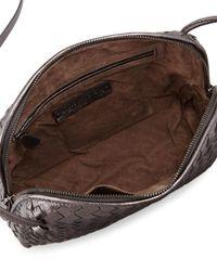Bottega Veneta - Purple Pillow Cross-Body Bag - Lyst