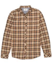 Billabong | Natural Fremont Shirt for Men | Lyst