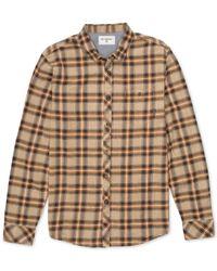 Billabong - Natural Fremont Shirt for Men - Lyst