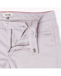 Tommy Hilfiger - Gray Skinny Fit Jeans - Lyst
