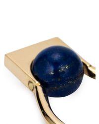 Uribe   Blue Globe Ring   Lyst