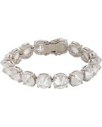 Fallon | Metallic Classique Bracelet | Lyst