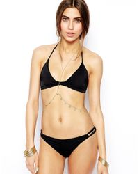 ASOS - Metallic Beach Body Jewellery Pack - Lyst