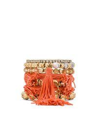 Samantha Wills - Pink Dream With Me Bracelet Set - Lyst