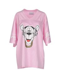 Gaëlle Bonheur - Pink T-shirt - Lyst