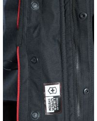 Victorinox | Black Mt Velan Jacket for Men | Lyst