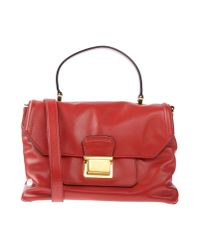 Miu Miu | Red Handbag | Lyst
