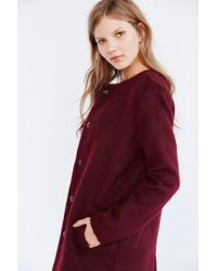 BB Dakota - Purple Reagan Coat - Lyst