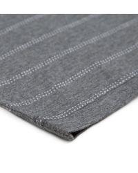 Sunspel | Gray Men's Long-staple Cotton T-shirt With Dot Stripe for Men | Lyst