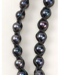 Spinelli Kilcollin - Black Dahlia Necklace - Lyst