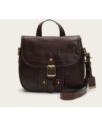 Frye | Brown Parker Crossbody | Lyst